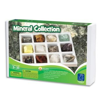 Kolekcja minerałów