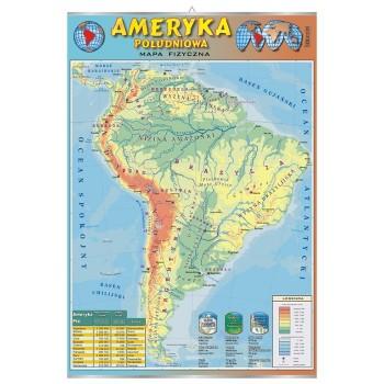 Plansza - Ameryka Południowa