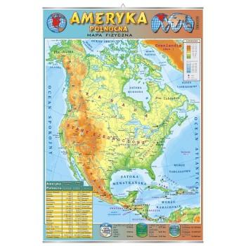Plansza - Ameryka Północna