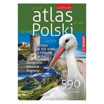 Szkolny atlas Polski
