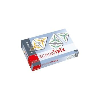 Schubitrix - Dodawanie i odejmowanie do 1000