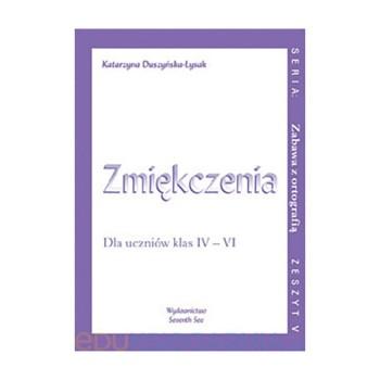 Ćwiczenia utrwalające pisownię wyrazów - zmiękczenia - 18 kart