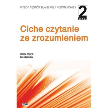 Czytanie ze zrozumieniem - klasa 2 - 52 str.
