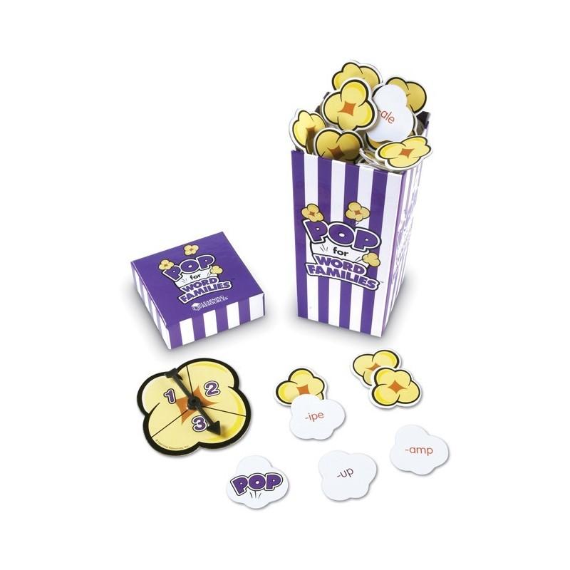 Angielski Popcorn - Rodziny wyrazów