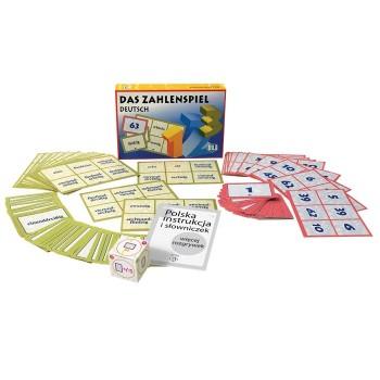 Das Zahlenspiel - gra językowa