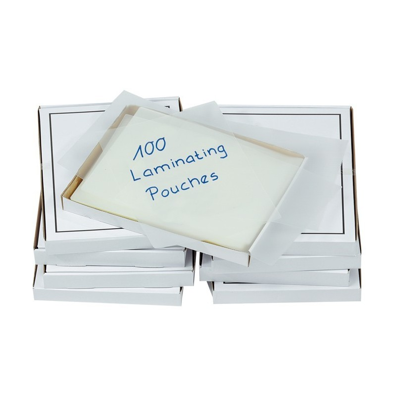 Folia do laminatora - 150 mikronów - A4