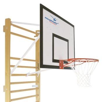 Zestaw do koszykówki z wysięgnikiem