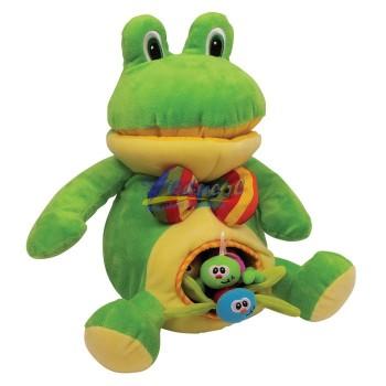Żabka i przyjaciele