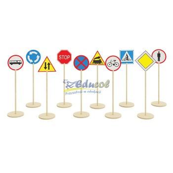 Znaki drogowe - Zestaw I