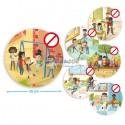 Plakaty przeciwko znęcaniu się
