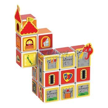 Magicube - Zamki i domy