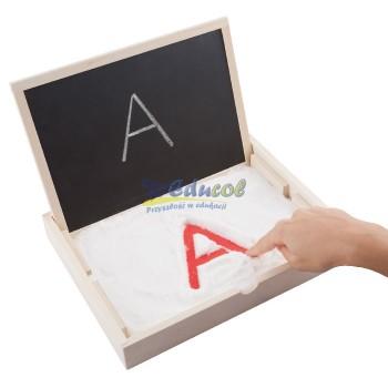 Piaskownica do nauki pisania