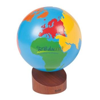 Globus - Kontynenty
