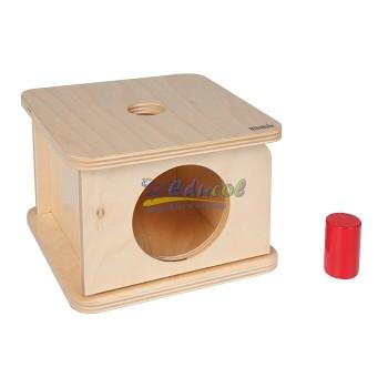 Skrzynka na kształty - Mały cylinder