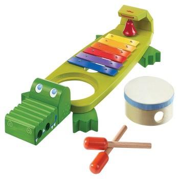 Muzyczny krokodyl