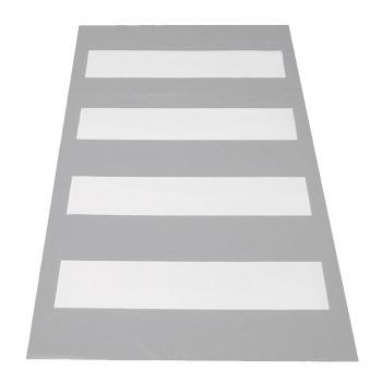 Znaki drogowe poziome - przejście drogowe