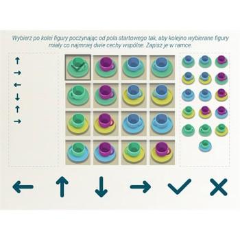 Pakiet do nauki kodowania - I-III - Magiczny dywan