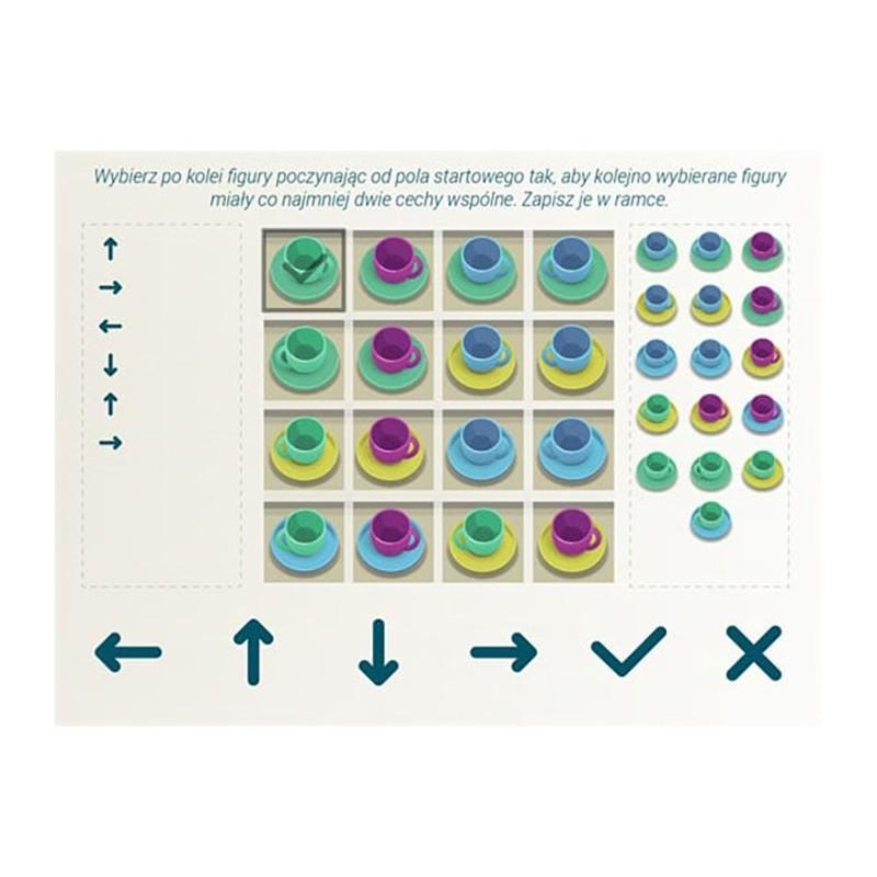 Pakiet do nauki kodowania I III Magiczny dywan Educol