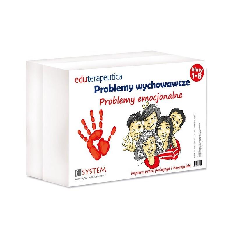 Eduterapeutica - Problemy wychowawcze: Problemy emocjonalne