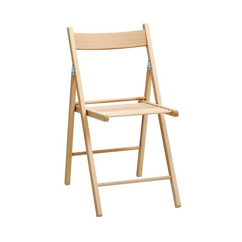 Krzesło przedszkolne - składane