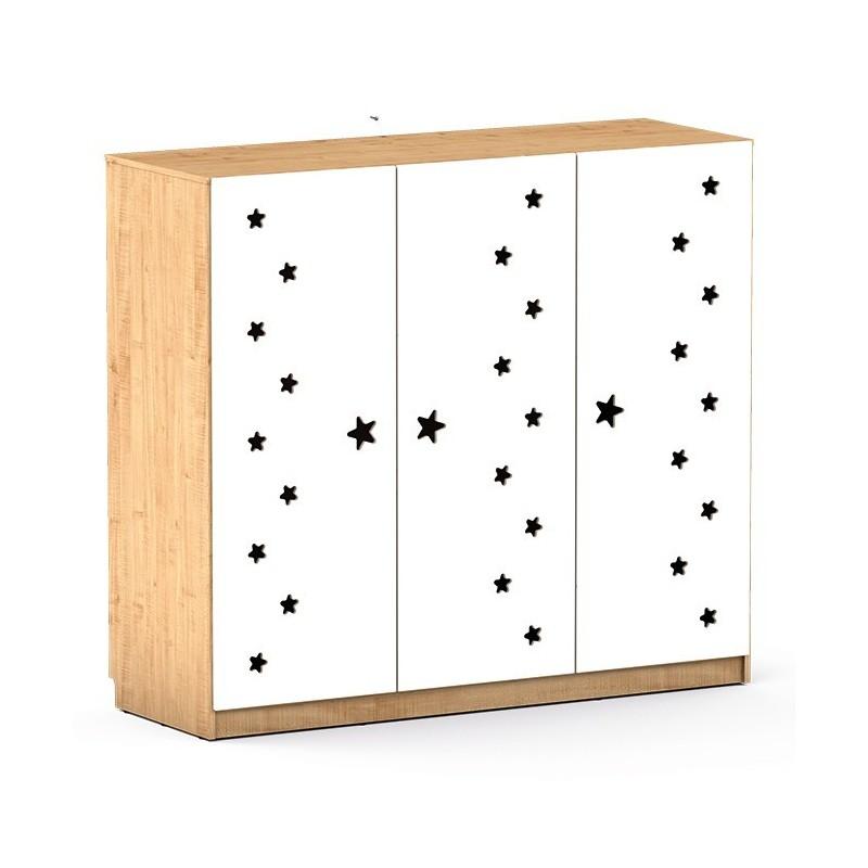 Drzwi do szafki na 10 materacy długich - 3 szt.