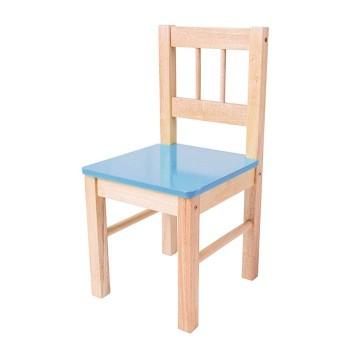 Krzesełko drewniane
