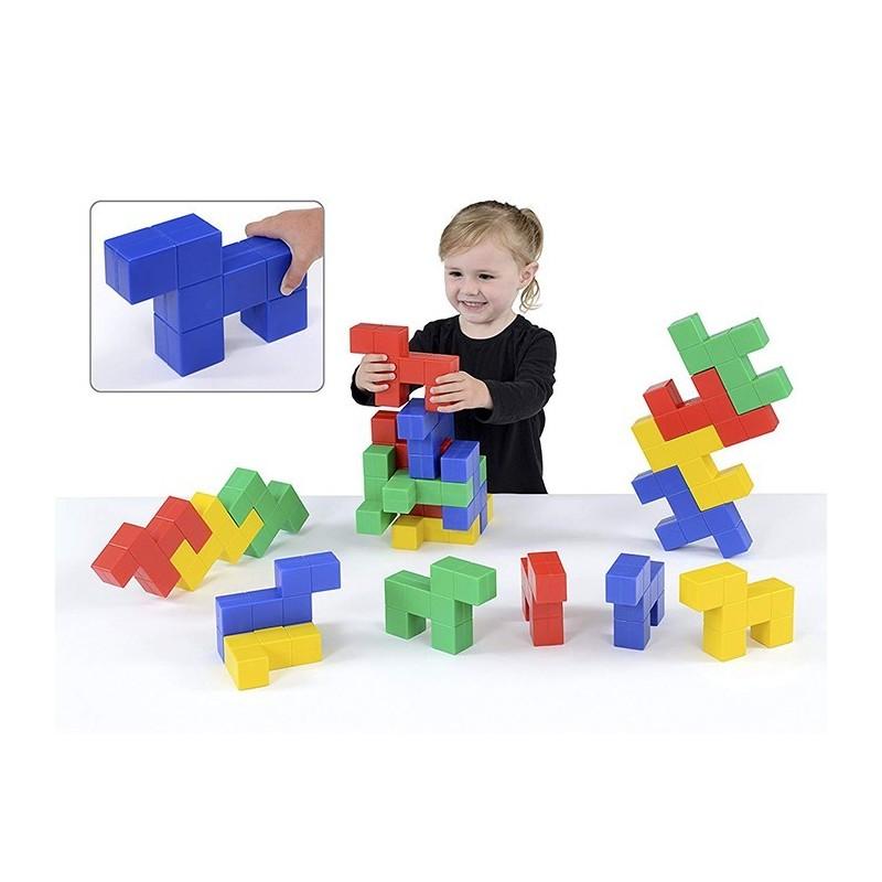 Tetris max 20 elem.