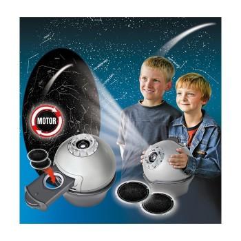 Domowe planetarium z napędem