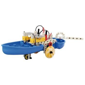 Zestaw robotów solarnych