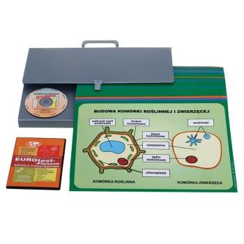 Przyroda - Zestaw plansz w wersji drukowanej + program CD