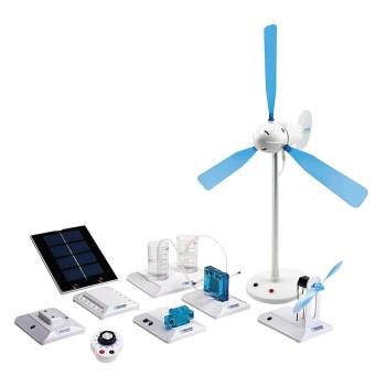 Zestaw doświadczalny - Energia odnawialna