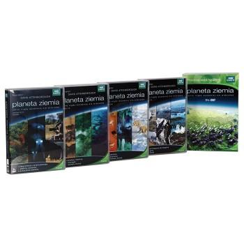 Planeta Ziemia - 12 płyt DVD