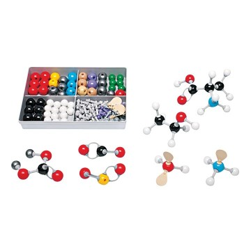 Duży zestaw do chemii