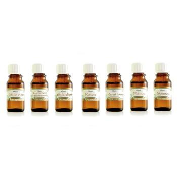 Zestaw olejków eterycznych