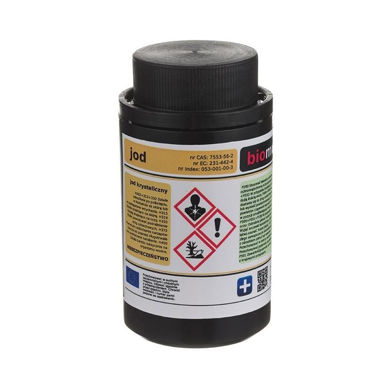 Jod krystaliczny - 100 g