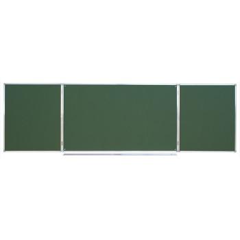 Tablica tryptyk zielona - 340 x 100
