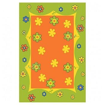 Dywan kwiaty na łące