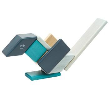 Tegu - magnetyczne klocki drewniane - 130 elem.