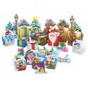 Pudełeczka świąteczne kalendarz