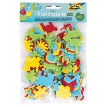 Filcowe kształty - Zabawki