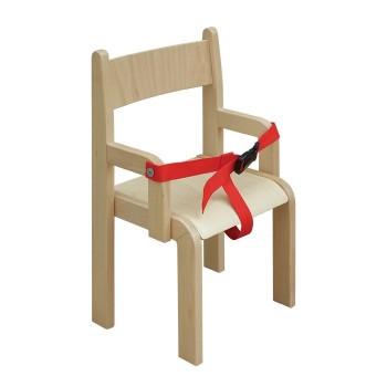 Krzesło z pasem - 26 cm