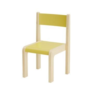 Krzesła kolorowe drewniane...