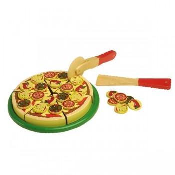 Pizza z kiełbaską Max