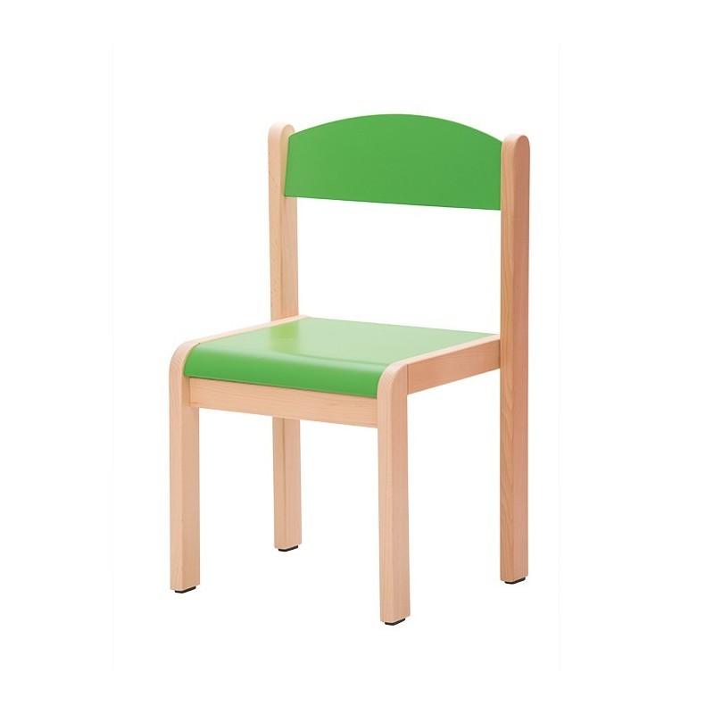 Krzesełko bukowe - rozmiar 3