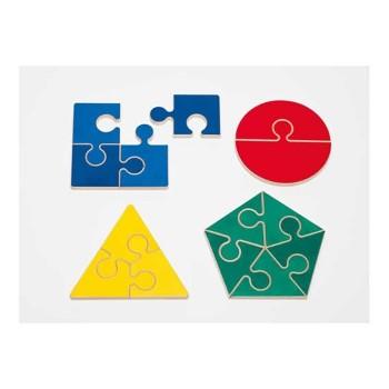Puzzle geometryczne