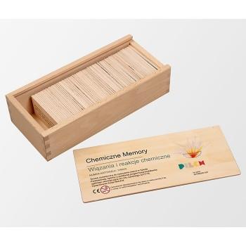 Chemiczne memory Wiązania i reakcje chemiczne