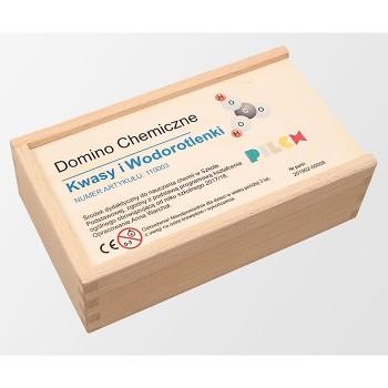 Chemiczne domino Kwasy i wodorotlenki