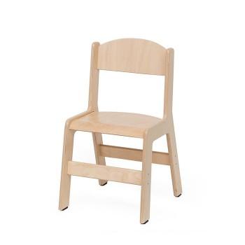 Krzesełko ze sklejki - 26 cm