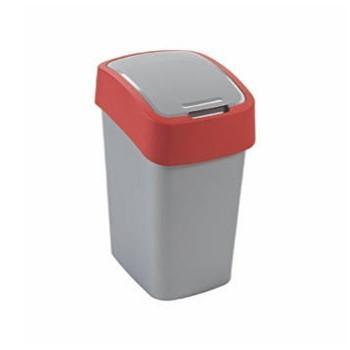 Kosz na śmieci FLIP BIN 25L - Czerwony