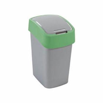 Kosz na śmieci FLIP BIN 25L - Zielony